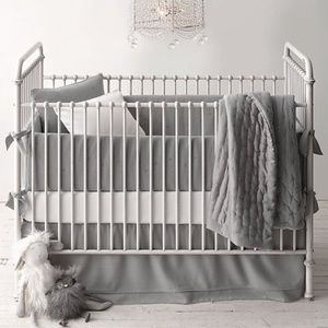 Restoration Hardware Nursery Bedding Set